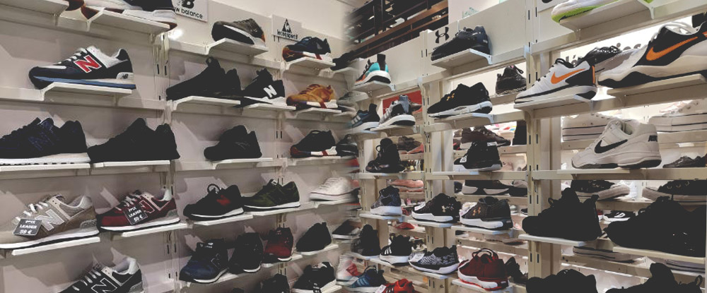 2a8f6bbb093 Magasin de chaussures de sport et sneakers à Nice